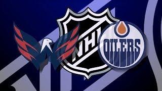 Вашингтон – Эдмонтон (13.11.17) Обзор матча...