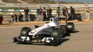 Team BMW Sauber F1 C29 presentation
