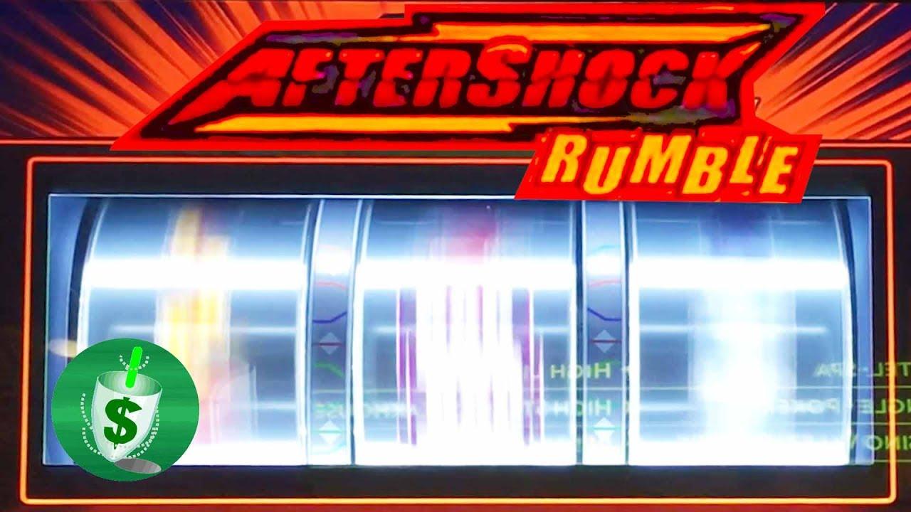 Aftershock slot machine online