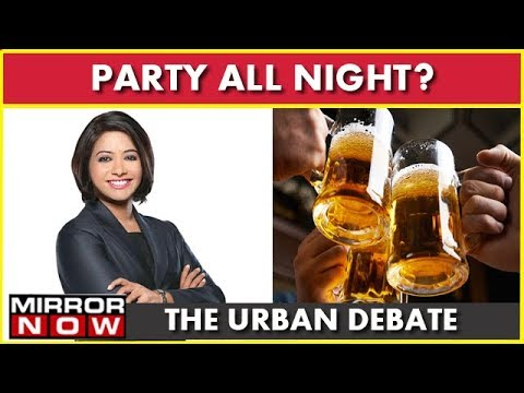 Bars Queue Up For Permit, Is Mumbai Ready To Party All Night? I The Urban Debate