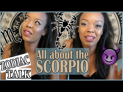 10 THINGS TO KNOW ABOUT A SCORPIO
