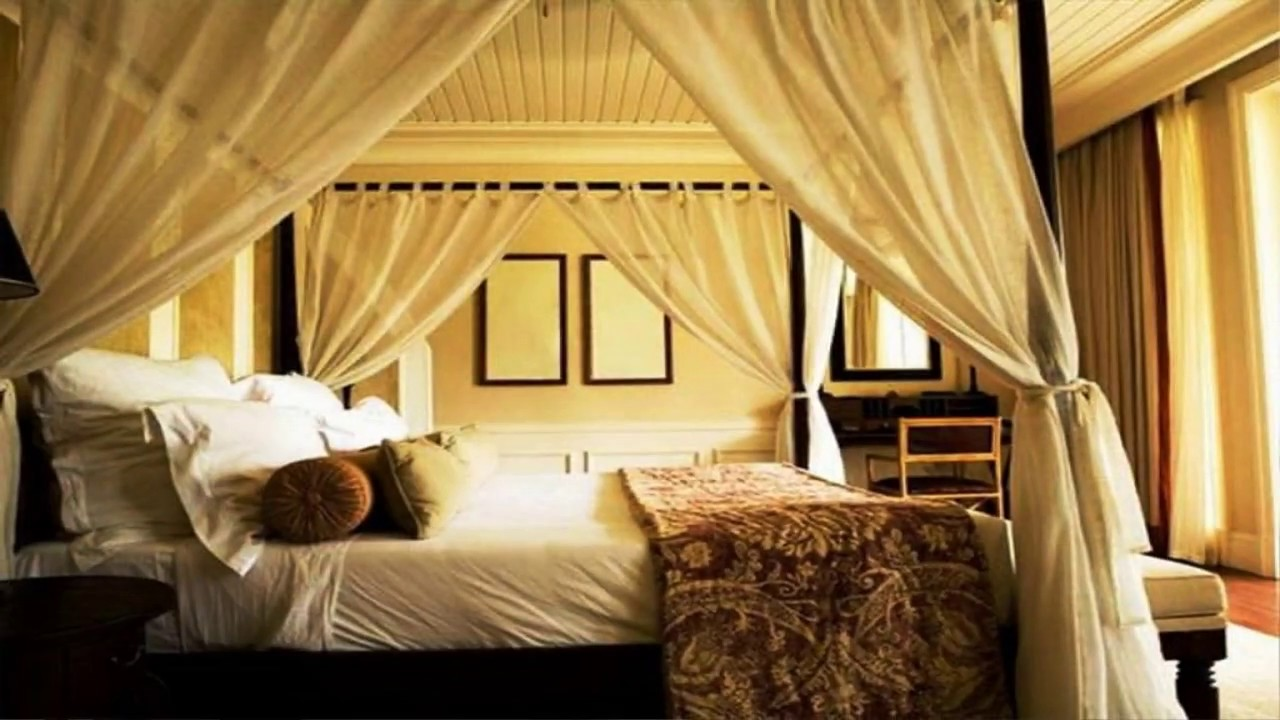 Canopy bed decorating ideas that wow youtube - Canopy bed decorating ideas ...
