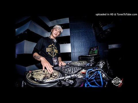 DJ HONG CHI -Cypher Time bboy mixtape