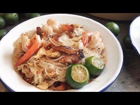 Quick & Easy Singapore Noodles (Fried Vermicelli) 星洲米粉 Fried Bee Hoon