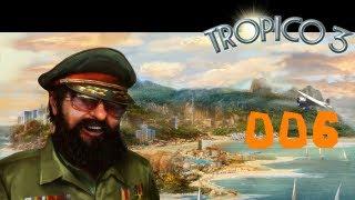 Let's Play Tropico 3 - Xbox 360 #6 Rebellion