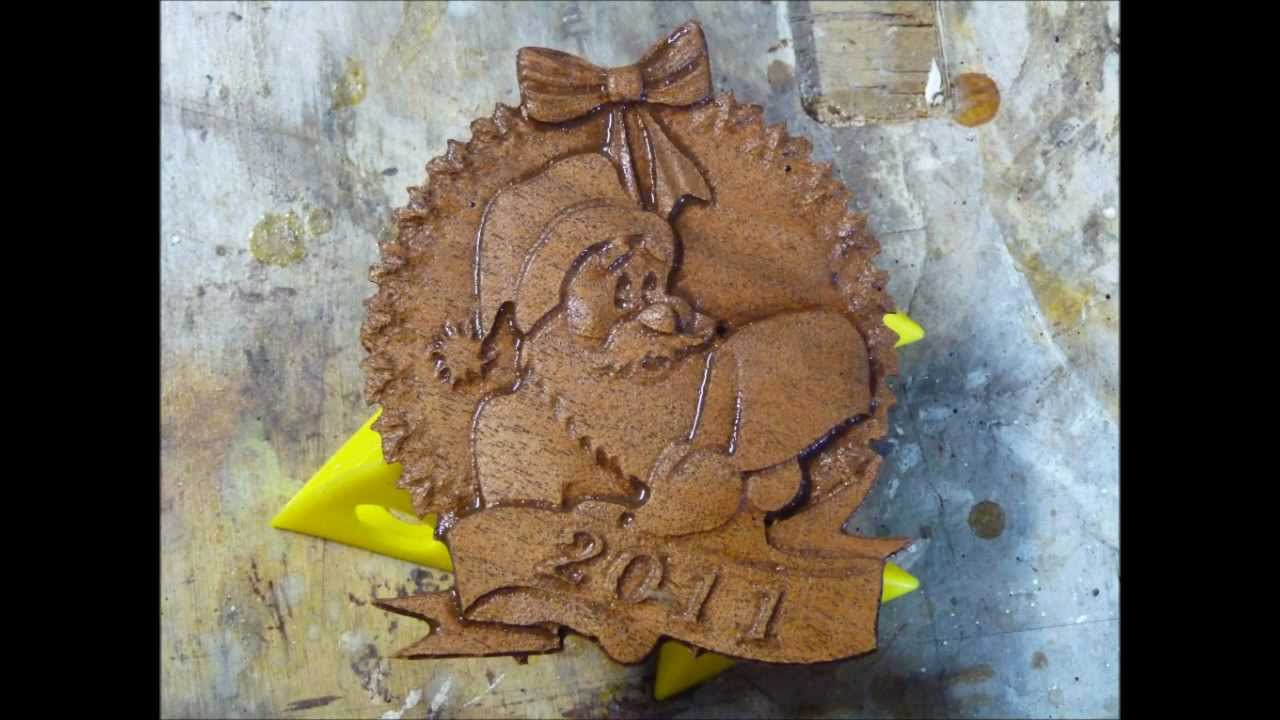 christmas ornaments with carvewright cnc