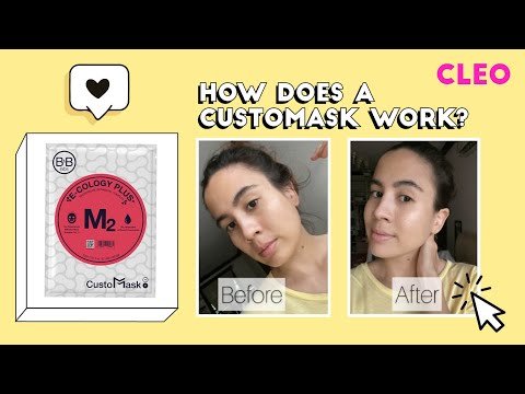 Did This Custom Mask And Mask Amplifier Work Magic? | CLEO Beauty | CLEO Malaysia