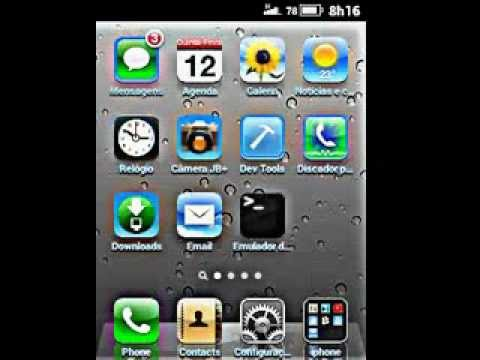 rom de iphone 4 para lg optimus l3