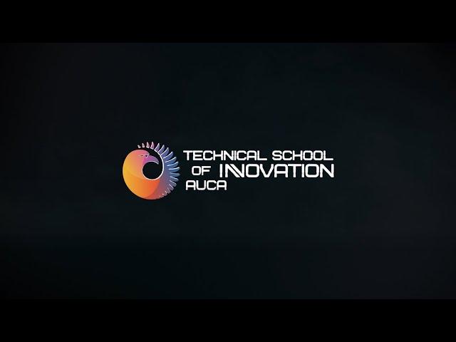 Студенты Инновационного колледжа АУЦА (Technical School of Innovation AUCA)