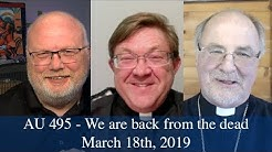 Anglican Unscripted 495 - We are back from the dead