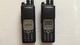 Motorola XTS5000 Review and Encryption Demo