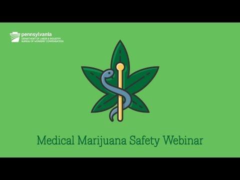 Medical Marijuana Safety Webinar