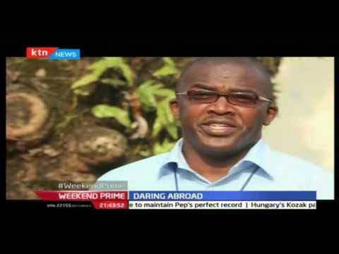 Daring Abroad: Key brains behind land reforms in Liberia