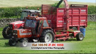 fiat 100 90 jf fct 1050 trailed forager gtritchie5
