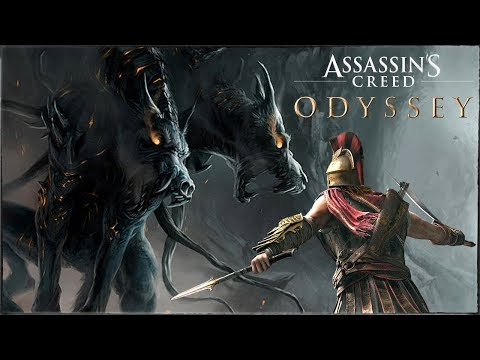 Assassin's Creed: Odyssey - ЦЕРБЕР ТРЁХГОЛОВЫЙ ПЁС! / ПОЧЕМУ ЕГО НЕ ДОБАВИЛИ? (Возможное появление)