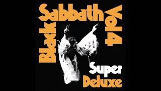 Black Sabbath  Wheels of Confusion/The Straightner(Outtakes, New Mixes)