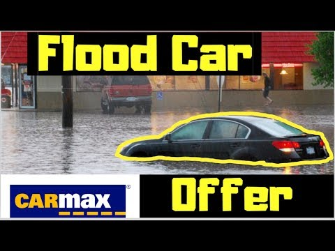 Selling a Flooded CoPart car to Carmax *Insane Offer* Samcrac Goonzquad