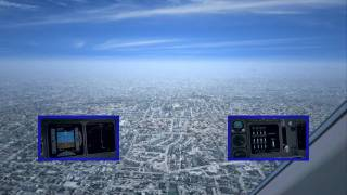 FS2004 - Flight BA 279 London - Los Angeles