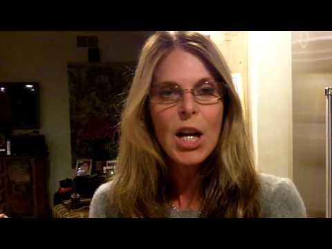 Catherine Oxenberg  JingSlingers Video TastaMonial