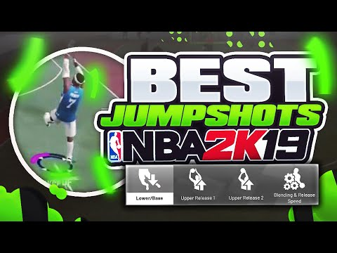BEST JUMPSHOTS IN NBA 2K19 FOR EVERY POSITION, ARCHETYPE & PLAYER BUILD • CUSTOM JUMPSHOTS TUTORIAL
