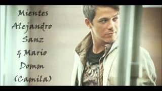 Mientes - A. Sanz