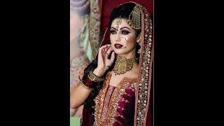 Modern Bridal Look 1 - MUA Saira Iqbal
