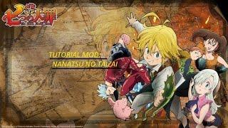 Minecraft mod - Nanatsu no taizai (TUTORIAL)