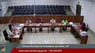 Câmara Municipal de Colina - 10ª Sessão Extraordinária 26/10/2020