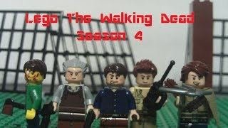 Lego The Walking Dead Season 4 Episode 12 - Hidden Lies