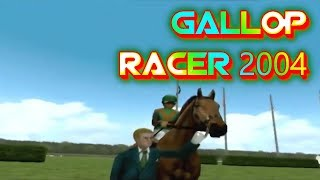 Gallop Racer 2004 Playstation 2 Gameplay Walkthrough Horse Racing Games For PS2 Commentary Day 56