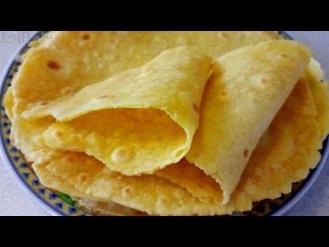 Мексиканские лепешки тортилья.