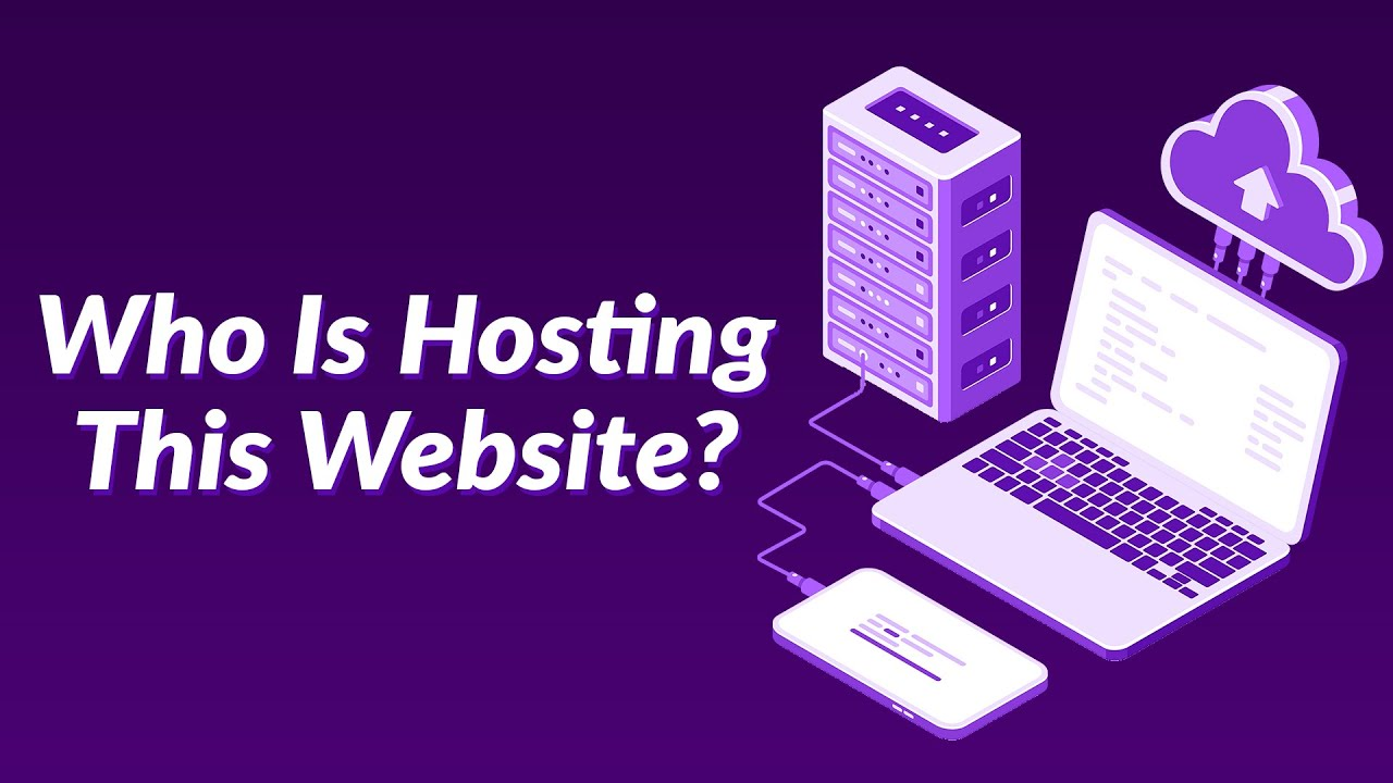How to Find Out Who Is Hosting Any Website