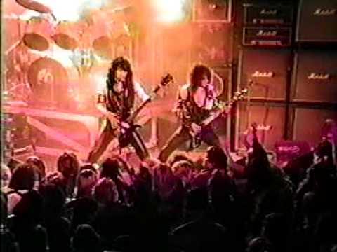 Slayer - 1984.01.21 Roxy, Hollywood, CA