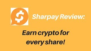 Sharpay Review: Earn crypto for every share!