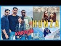 KARACHI to HUNZA via GILGIT! with DRONE FOOTAGE! | Anushae Says