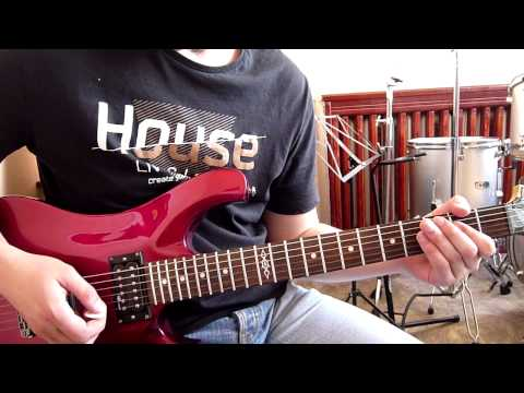 How To Play REALLY Rhythm Guitar On Get Back By The Beatles