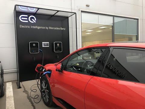 Детально про Jaguar I-Pace