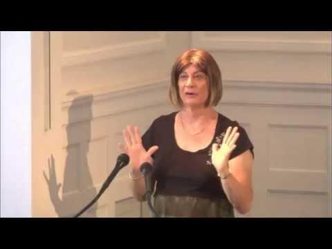 """Deborah Dean Presentation: """"Transgender, And The Stories We Live"""""""