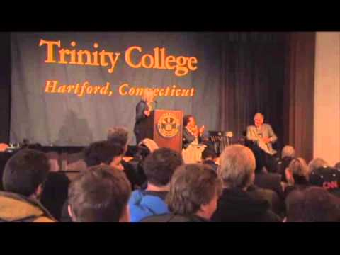 Trinity Community Welcomes President-Elect Joanne Berger-Sweeney
