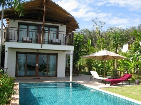 The Village Coconut Island Villa's near Phuket Thailand