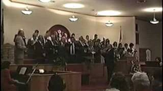 """In the Sweet Forever"" Mount Carmel Baptist Church Choir, Fort Payne Alabama"