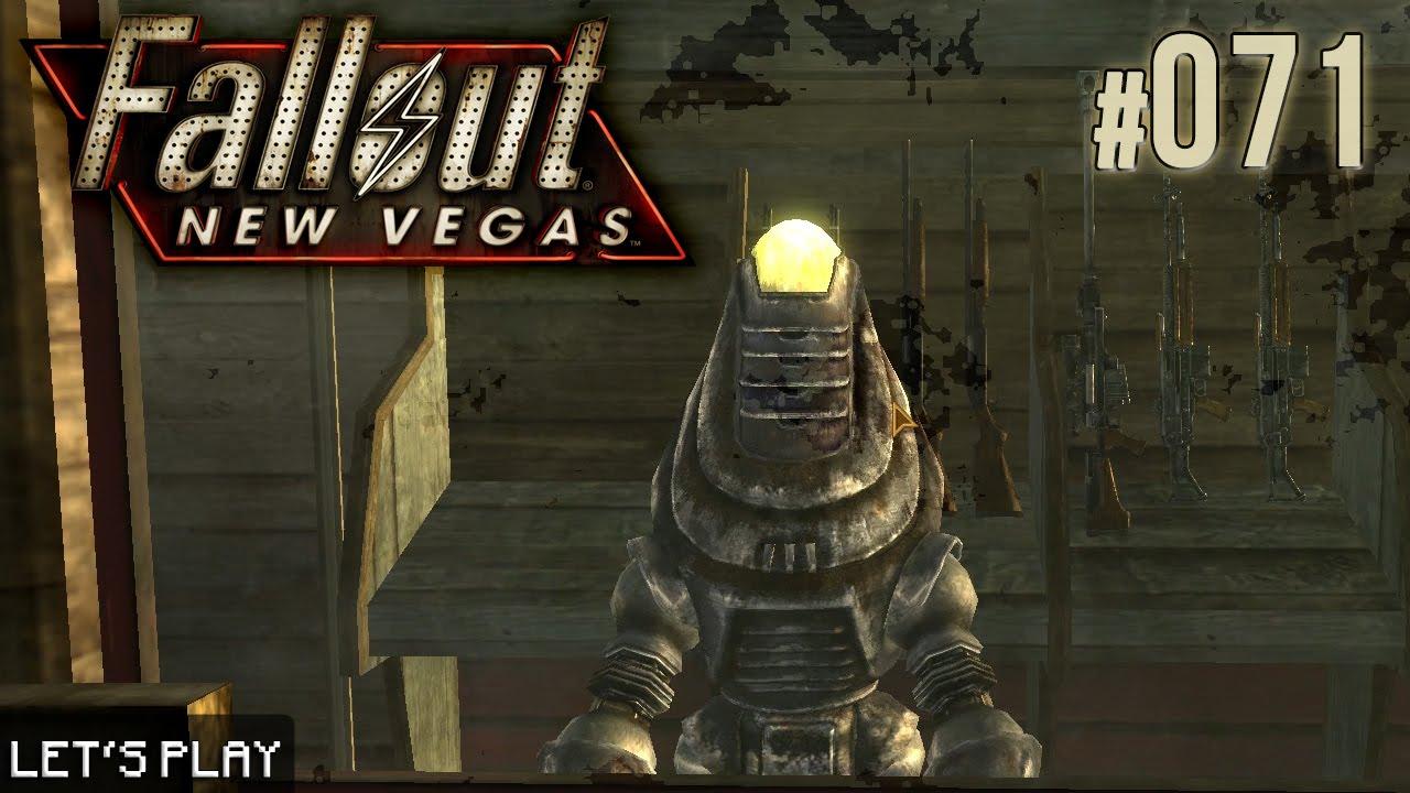 New Vegas Waffen