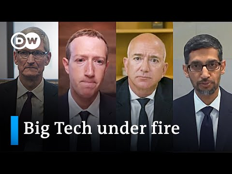 How dangerous is Big Tech?   DW Analysis