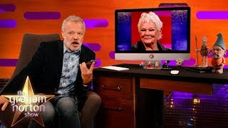 Dame Judi Dench Helps Graham Norton With Who Wants To Be A Millionaire | The Graham Norton Show