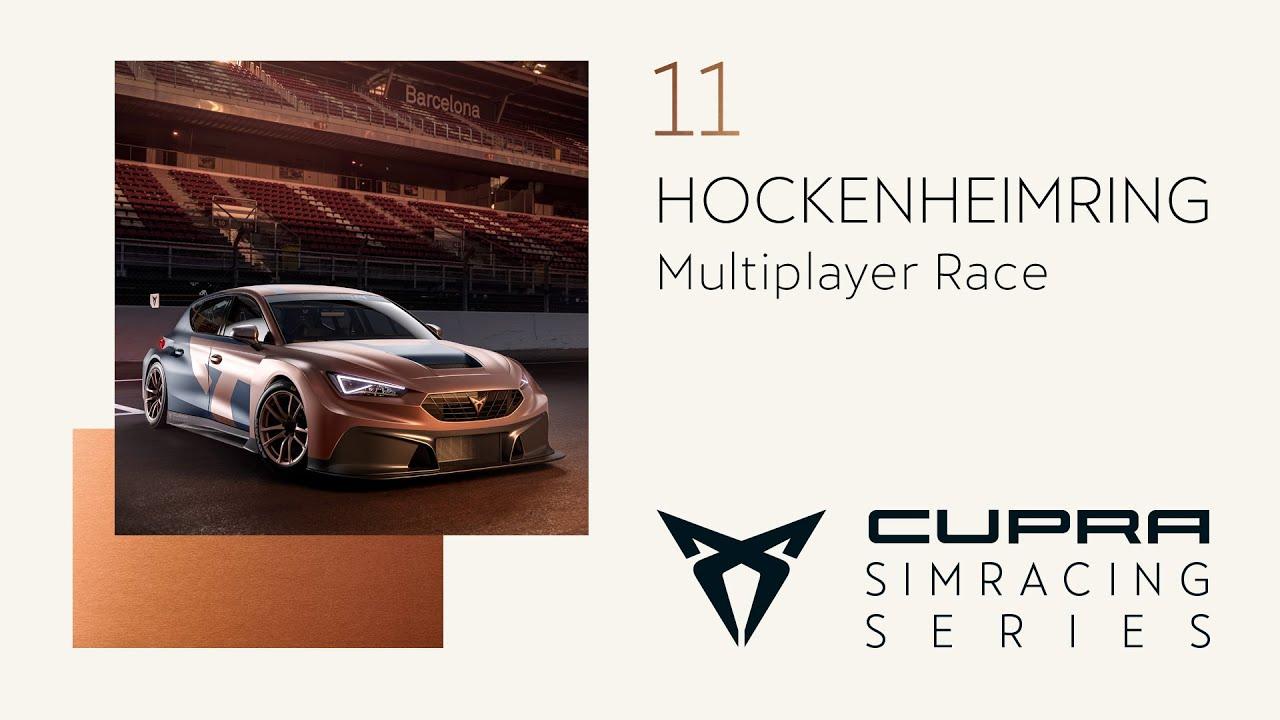 Raceroom: CUPRA Series 2020 Round 11 Hockenheim