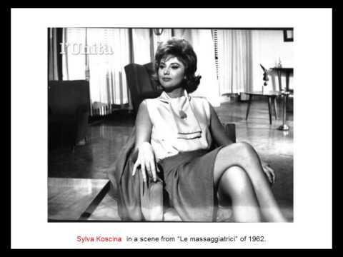 Sylva Koscina(1933-1994)