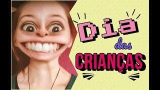 Dia das crianças #humordaana VÍDEO ORIGINAL