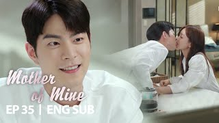 """Hong Jong Hyun """"Because I have you, I feel like I'm the most decent man"""" [Mother of Mine Ep 35]"""
