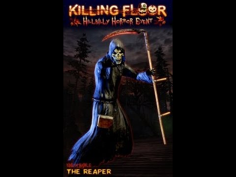 All Killing Floor Characters!   Ft. BloodWolf481