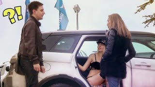 Секс в автомобиле 2 -- Пикап Пранк Шоу